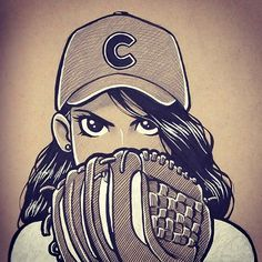 cool baseball player
