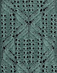 Knittingfool Home -- a knitter could spend forever on this site!