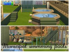 kardofe's Municipal swimming pools