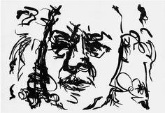Rob van Doeselaar - Portrait of Johann Sebastian Bach