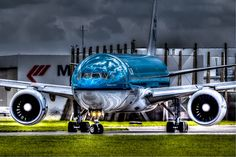https://flic.kr/p/wCmY6T | Boeing 777-206/ER KLM PH-BQG (AMS)