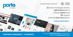 Porto v2.6.1 - Responsive eCommerce WordPress Theme - Themes24x7 - Free Premium Blogger and Wordpress Templates