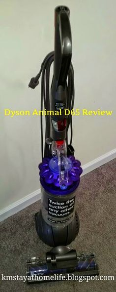 Complet Indepth Dyson Animal D65 Review from The Stay-at-Home Life