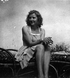 Private life of Eva Braun