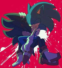 Sonic and Shadow Sonic Funny, Sonic 3, Sonic Fan Art, Silver The Hedgehog, Shadow The Hedgehog, Sonic The Hedgehog, Learn To Draw Anime, Otp, Dangerous Love