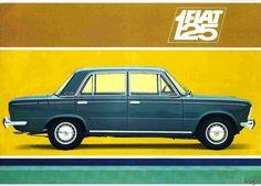 Fiat 125 - adv