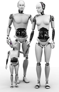 Human Robots in the Future | Human and robot rights in the future,