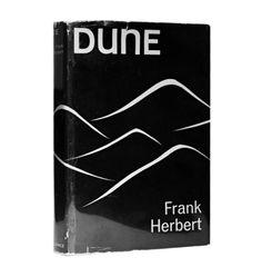 DUNE by Frank Herbert, 1st Edition, UK, 1965