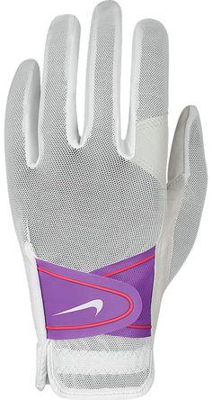 Nike Women's Summer Lite II Golf Glove Genuine Leather, Superior Fit, Enhanced Feel Gloves Equipment - $11.19