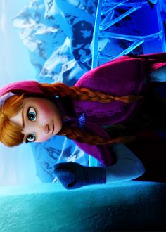 Anna (I love the colors!)