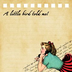 """Our Free Printables for this week are 3 cute Retro """" Pin up Girls """" Note Pads that we worked on this past weekend. Images Vintage, Vintage Diy, Vintage Cards, Atc Cards, Journal Cards, Junk Journal, Decoupage, Wedding Cards Handmade, Retro Pin Up"""