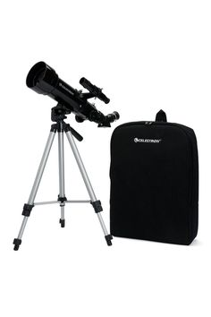 Product Description This telescope was designed with traveling in mind while offering exceptional value. The Travel Scope is made of the highest quality materials to ensure stability and durability. A