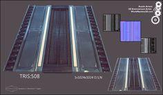 WorkMachine3D: Sci-Fi Floor