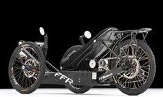 Electric Trike   Best e bike   422 Alpha   Ultralight Adventure Vehicle