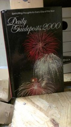 Daily Guideposts 2000 Collectibles Holiday & Seasonal Spirit-lifting Thoughts For Every Day Of The Year Moderate Price