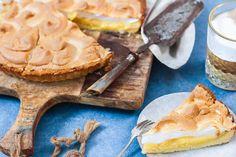 Lemon meringue taart - Chickslovefood