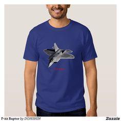 F-22 Raptor T-シャツ