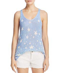 SHOW ME YOUR MUMU Show Me Your MuMu Hangout Star Sweater Tank. #showmeyourmumu #cloth #