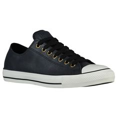 55f508171b2 Converse All Star Ox Leather - Men s - Basketball - Shoes - Black Black