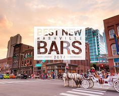 Top 8 new bars in nashville