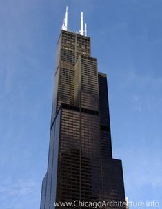 Sears Tower now Willis Tower