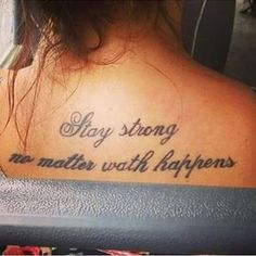 WAHTEVER happens. | 29 Heartbreakingly Misspelled Tattoos