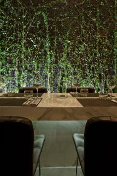 Monaco-based architecture studio Humbert & Poyet have designed the interior for Beef Bar in Mexico City and Monaco. The studio was started by Emil Humbert and Christophe Poyet and have taken bo...