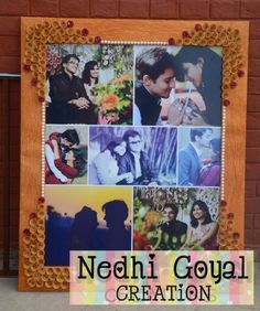 Wedding frame.....