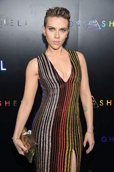 Scarlett Johansson..
