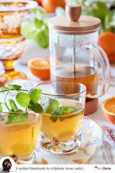 French press je speciální konvice na přípravu filtrované kávy. Pořiďte si jednu konvici speciálně na čaj, bude neustále v jednom kole. Naučíme vás v ní připravit marocký mátový čaj.