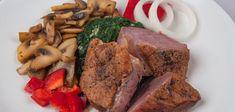 Kačacie prsia Steak, Food, Essen, Steaks, Meals, Yemek, Eten