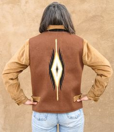 Centinela Traditional Arts Corduroy Chimayo jacket