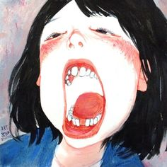 by Art Jeeno Kunst Inspo, Art Inspo, Art And Illustration, Pretty Art, Cute Art, Art Sketches, Art Drawings, Posca Art, Arte Sketchbook