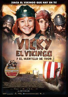 Vicky, el vikingo y el martillo de Thor (2011) tt158941 C