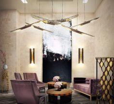 Tolle Farbtrends als Designinspiration für Ihr Wohnzimmer