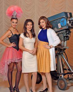 C;ERA UNA VOLTA STUDIO STUDIO UNO LA STORIA DELLA TELEVISIONE ITALIANA PERSONAGGI - ROTOCALCO CINEMATOGRAFICO & TV