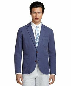 Sack Jacket from Brooks Brothers