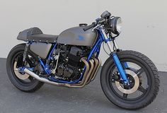 Honda CB 750 F 1977 by Lossa Engineering 06
