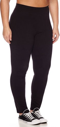 City Streets High-Waist Leggings - Juniors Plus ** You can find out more details at the link of the image.