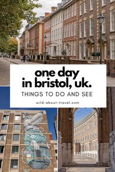 1 day in Bristol, UK, is certainly not enough. But if you only have 24 hours in Bristol, here are some great things to do and see. Great Buildings And Structures, Modern Buildings, Georgian Architecture, Landscape Architecture, Dubai Skyscraper, Bristol Uk, City Break, Budapest Hungary, Solo Travel