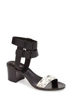 Pour la Victoire 'Dagney' Ankle Strap Sandal available at #Nordstrom