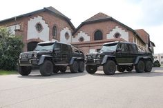 Mercedes G 63 AMG 6x6 czy może... Mercedes G 63 AMG 6x6 ?   Carlsson wie co dobre!  http://gransport.pl/index.php/carlsson.html