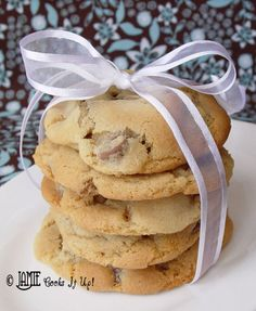 Grandmas Chocolate Chip Cookies from Jamie Cooks It Up! I make these cookies more than any other cookie recipe on my site.