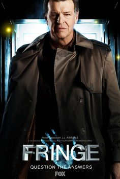 Dr. Walter Bishop / John Noble in Fringe - Question the Answers.