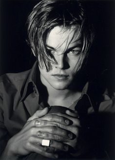 A Tribute To Leonardo DiCaprio's Hair In The '90s: Dreamboat-turned-real-actor Leonardo DiCaprio turns 38 years old today. We all know that his best work was done by his hair from 1992-2000.