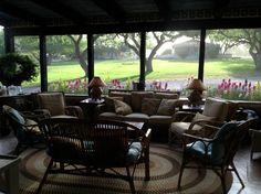 Circle Z Ranch: The Sun Room