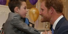 Let Prince Harry Hug His Way Right Into Your Heart