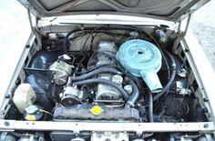 1970 Toyota Crown Engine