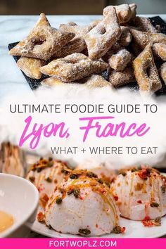 Lyon, France, home to many top chefs, is a must-visit destination for foodies. This travel guide includes the classic French dishes you must try there. Lyonnaise salad, coq au vin, quenelles are just a few traditional French foods. Discover what to eat and where to have them on your France vacation to Lyon. #lyon #europetravel #foodies #france