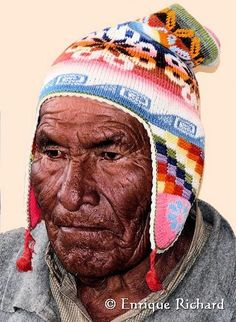 American Indians, Native American, Bolivia Travel, People Of The World, Art Challenge, Color Photography, Portrait Art, Face Art, Dark Skin